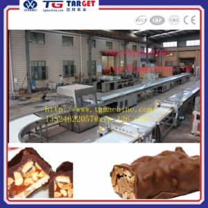 Full Automatic Cereal Bar Chocolate Bar Production Line pictures & photos