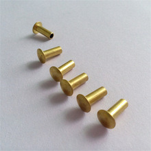 Iron Tubular Rivet for Luggage pictures & photos