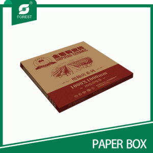 High Quality Brwon Logo Printed Ceramic Tile Packaging Box Wholesale pictures & photos