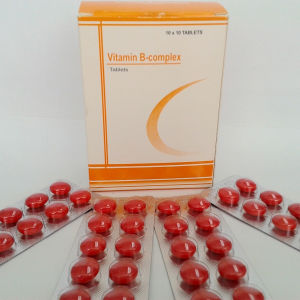GMP Certified Tablets Complex Vitamin B pictures & photos