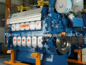 Wartsila 26 Yuchai Four-Stroke Fuel Saving Marine Diesel Engine for Sale pictures & photos
