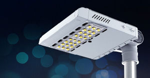 New Adjustable LED Street Light 90W 60W 30W for Road Lighting with Factory Price 30W Street Lighting pictures & photos