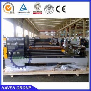 CS6250BX2000 Universal Lathe Machine, Gap Bed Horizontal Turning Machine pictures & photos