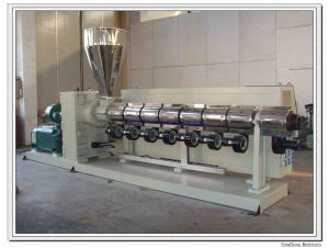 Single Screw Extrudering Machine pictures & photos