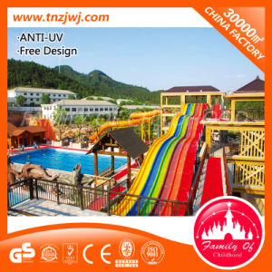 High Speed Water Slides Outdoor Water Park Equipment pictures & photos