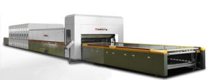 Reversible Flat-Bending Glass Tempering Furnace/Glass Machine pictures & photos