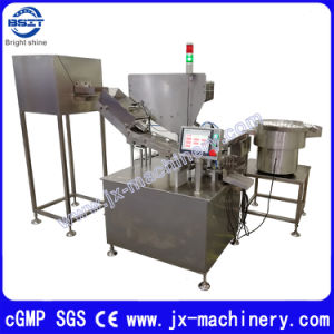 SUS304 Pharmaceutical Effervescent Tablet Filling Counting Packing Machine (BSP-40) pictures & photos