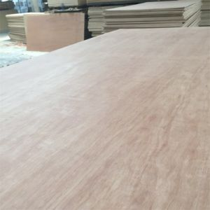 Okoume F/B Poplar Core Plywood WBP Glue Commercial Plywood pictures & photos
