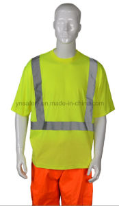 2016 Best Selling Reflective Safety T-Shirt pictures & photos