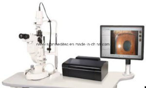Digital Video Module Slit Lamp with Auto Focusing System pictures & photos