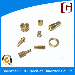 Precision Brass Bronze CNC Machining Parts & Metal Parts pictures & photos