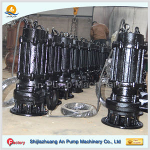 2016 Sewage Submersible Water Cutting Jet Pump pictures & photos