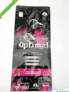 Quad Seal Package Bag for Pet Food pictures & photos