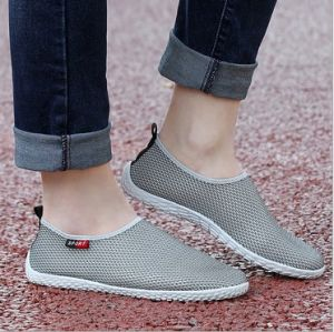 Casual Mesh Shoes Summer Breathable Footwear for Men Shoe (AKCS8) pictures & photos