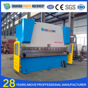 We67k CNC Hydraulic Carbon Metal Bending Machine pictures & photos