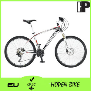 "26"" 30sp White+Black High Quality Aluminum Mountain Bike (HP-MTB-W263002)"