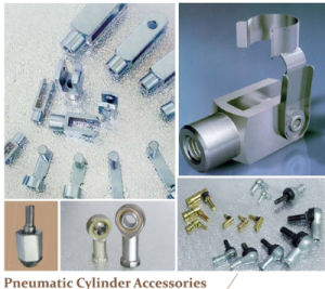 Pneumatic Cylinder Accessories (Clevis/ York/ Rod End) for Pneumatic Cylinder pictures & photos