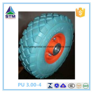 Direct Factory Supply PU Wheel Samples pictures & photos