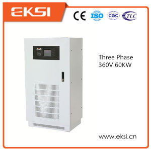 60kw Three Phase Low Frequency Pure Sine Wave Solar Inverter