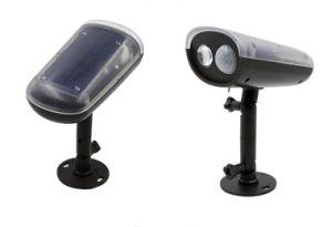 Solar Powered Motion Sense Human Body Sensor Light pictures & photos