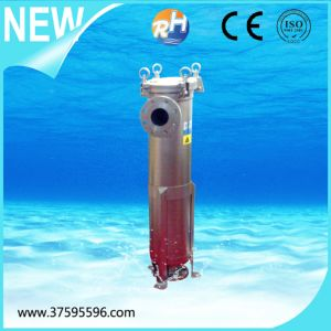 Bag Filter Housing Stainless Steel Water Filter Housing pictures & photos