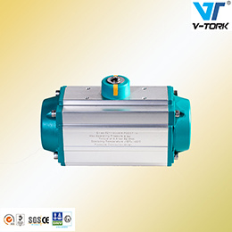 Factory Direct Sale Pneumatic Actuator for Pneumatic Valve pictures & photos