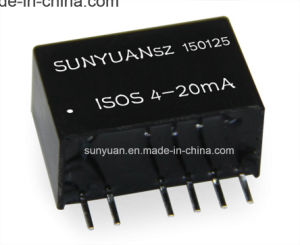 Mini-Size 4-20mA Current Loop Isolator pictures & photos