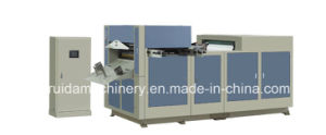 Paper Cup Die Cutting Machine with Wooden Die pictures & photos