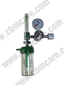 Pin Yoke Connected Medical Oxygen Regulator pictures & photos