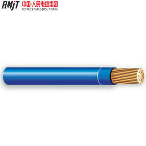 PVC Insulated Nylon Sheath Thhn/Thwn Electric Wire for Home Application pictures & photos