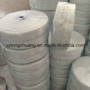 Texturized Fiber Glass Ladder Insulation Tape pictures & photos