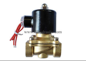 Normal Closed Direct Brass Solenoid Valve (2W200-20) pictures & photos