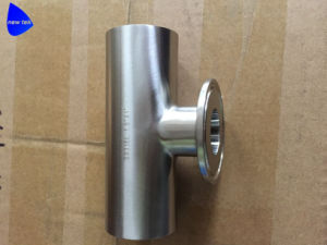 3A Stainless Steel 304 Sanitary Pipe Fitting Clamp Tee pictures & photos