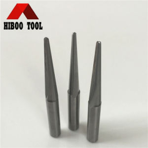 High Precision Special Ordered Straight Flute Taper End Mills pictures & photos