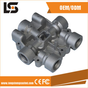 Die Casting Motorcycle Parts with Spray Coating Finish