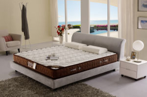 Modern Home Furniture Bedroom Furniture Bedroom Bed Mattress pictures & photos