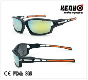 Hot Sale Fashion Sports Sunglasses for Man UV400 FDA CE Ks-Lx9900 pictures & photos