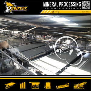 Wolfram Mineral Processing Shaker Gravity Tungsten Ore Concentration Shaking Tables