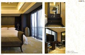 New Design Five Star Hotel Suite Bedroom Furniture pictures & photos