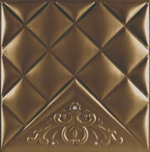 3D PU Leather Wall Panel 1120-10 for Modern Interior Decoration pictures & photos