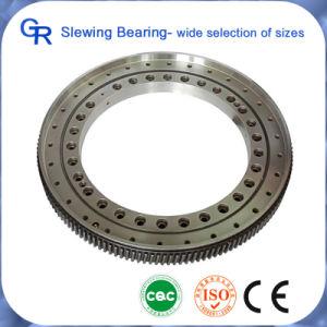 Tower Crane Roller / Ball Combination External Gear Slew Bearings