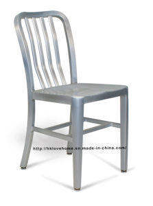 Emeco Dining Restaurant Coffee Leisure Aluminum Navy Chair pictures & photos