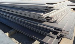 Carbon Structural Steel Plates/Wide Plate/ Hot Rolled Steel Plate pictures & photos