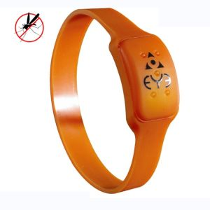 Newly Design Mosquito Repellent Silicone Bracelet pictures & photos