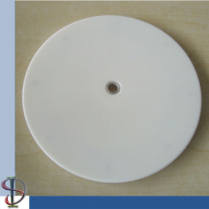White Plastic Swivel Plate