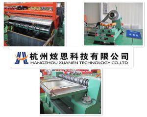 Shearing Slitting Machine for Metal Coils Xe1250GS4