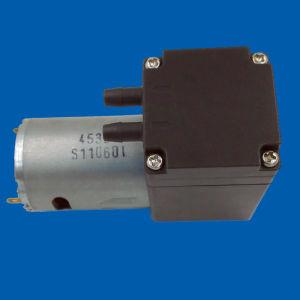 290kpa Pressure 20L/M Electric DC Brush Mini Diaphragm Vacuum Pumps