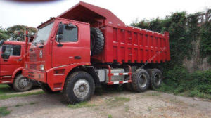 Tipper Dump Truck for Mining Area pictures & photos