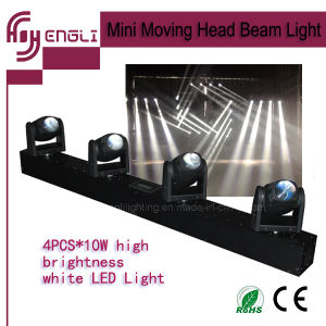 4W LED Beam Moving Head of Stage Lighting (HL-018BM) pictures & photos