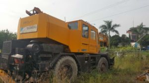 Used Tadano Rough Terrain Crane Tadano 16t Crane for Sale pictures & photos